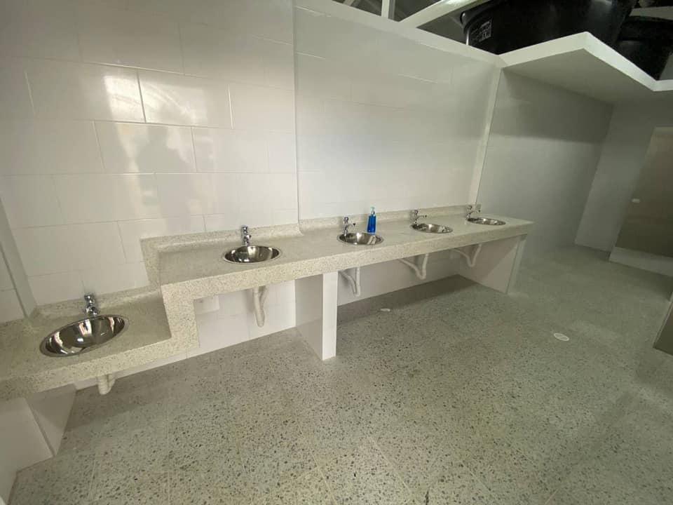 Alcaldía de Madrid mejoró condiciones de dos colegios rurales