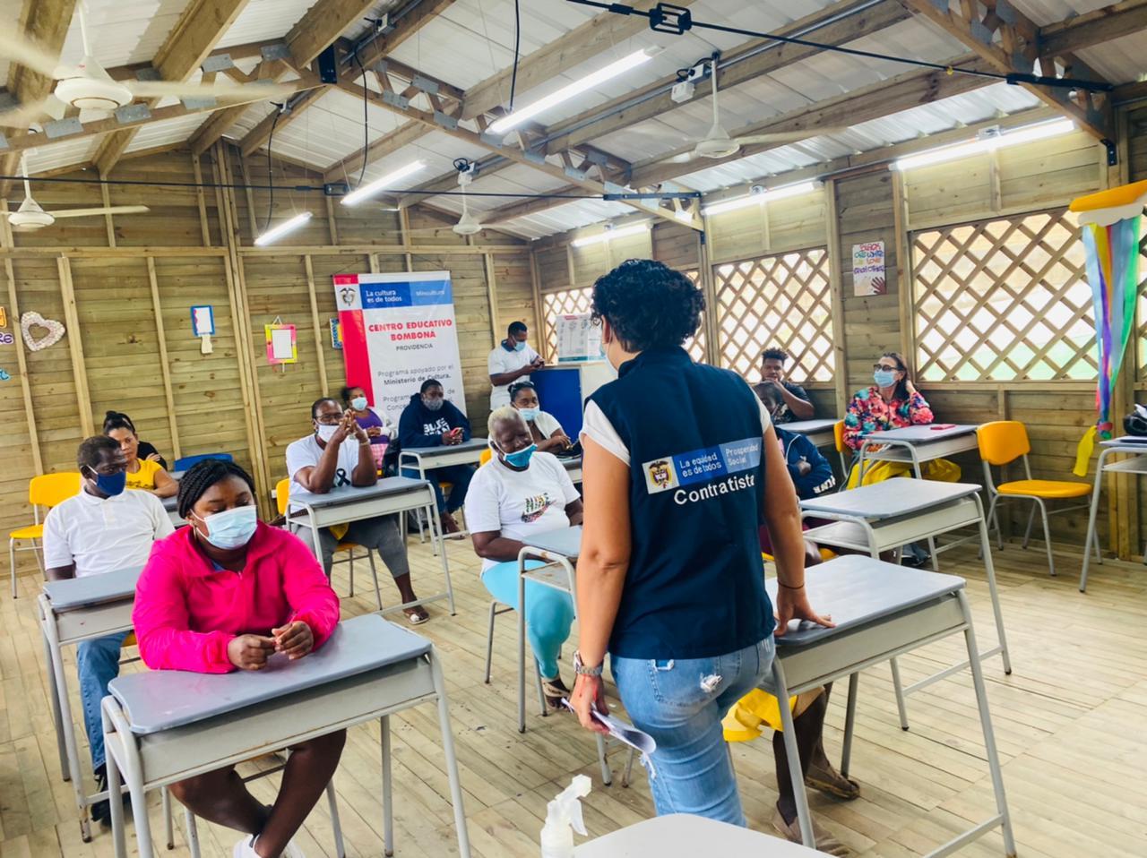 Convenio motiva emprendimiento en San Andrés y Providencia