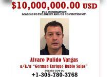 Caso Alex Saab: Justicia de EEUU ofrece US$10 millones por Álvaro Pulido