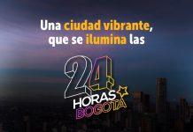 Bogotá Productiva 24 Horas retomó las calles de la ciudad