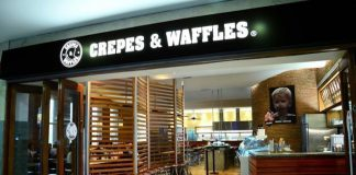 CREPES AND WAFFLES