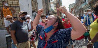Régimen cubano prohibió la 'Marcha por el cambio' en la isla