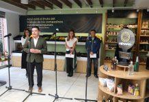 Productores de Cundinamarca venderán productos a empresas de todo el país