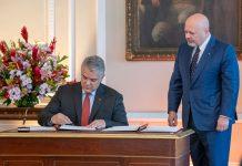 Decisión de la CPI es celebrada por el presidente Iván Duque