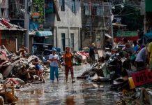Filipinas fue azotada por otra debastadora tormenta
