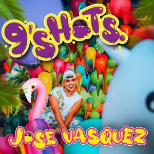 """Con """"9 Shots"""", José Vásquez conquista la industria musical"""