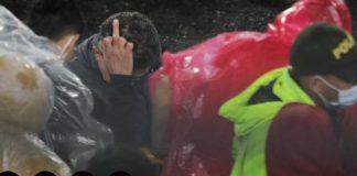 Juan Carlos Osorio respondió insultos con insultos en El Capín