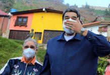 "Maduro ""celebra"" propuesta del Senado colombiano"