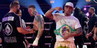 Óscar 'kaboom' Rivas es el nuevo campeón de peso bridger del Consejo Mundial de Boxeo