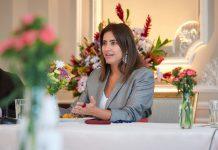 Primera Dama reafirma compromiso para impulsar el talento joven