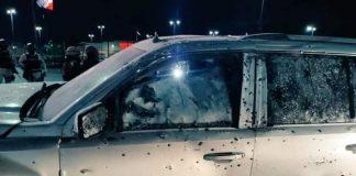 Sangriento tiroteo entre narcos y autoridades deja 4 muertos en México