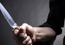 marido cuchillo